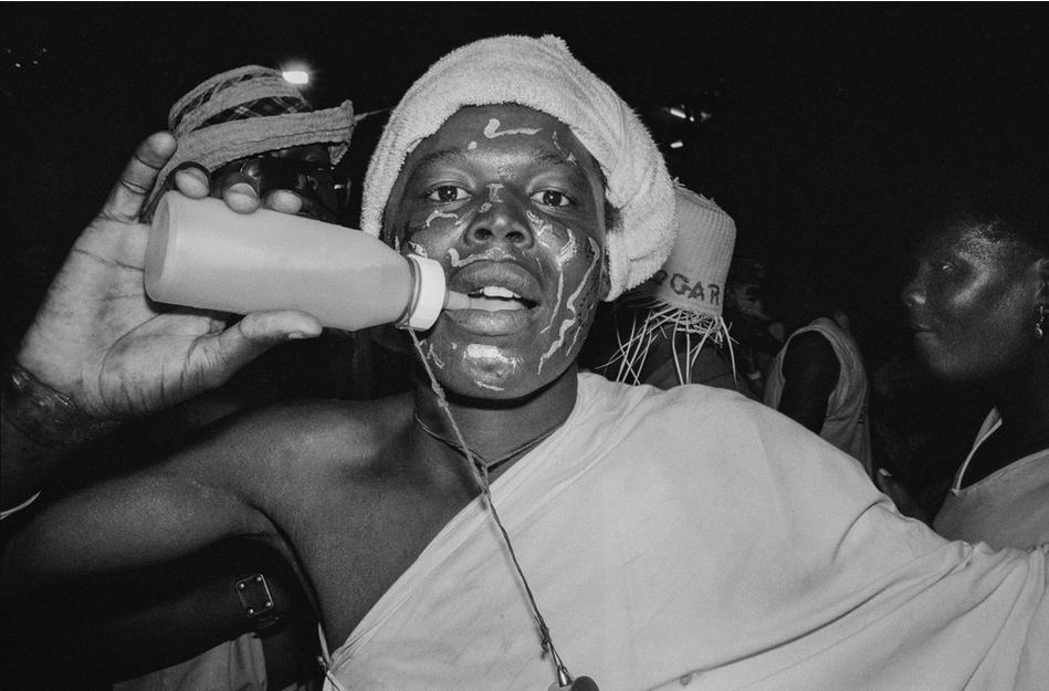 Shalmon Bernstein - Haiti - 1