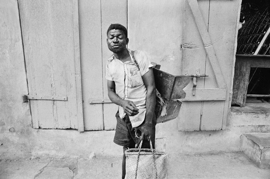Shalmon Bernstein - Haiti - 2
