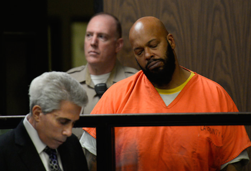 Suge Knight Judge