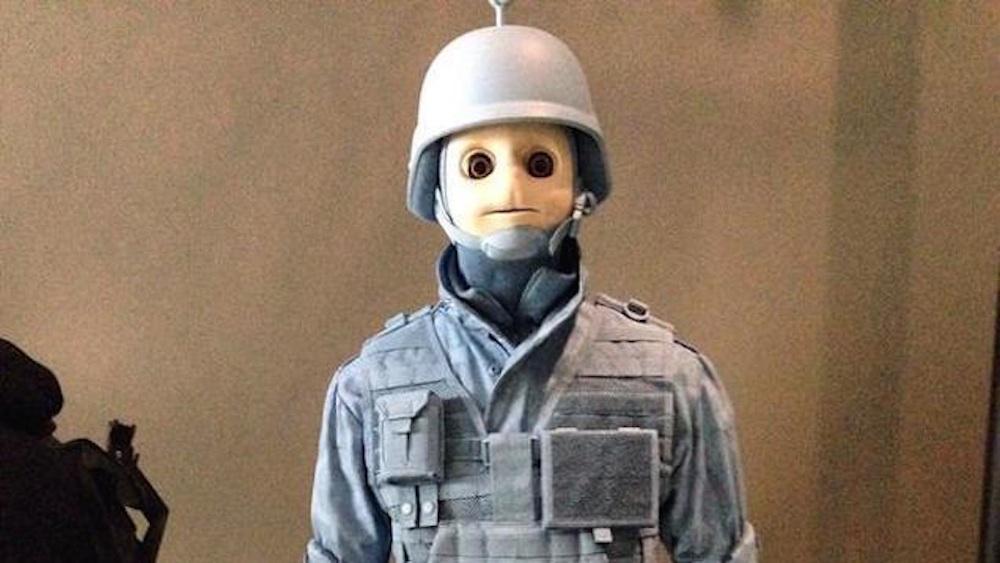 Teletubbies SWAT Gear
