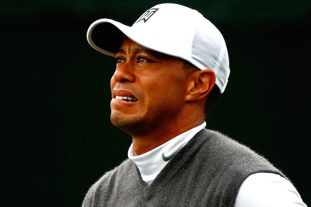 Tiger Woods Quitting Golf
