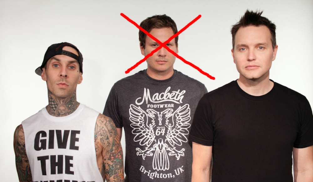 Blink 182 Without Tom DeLonge