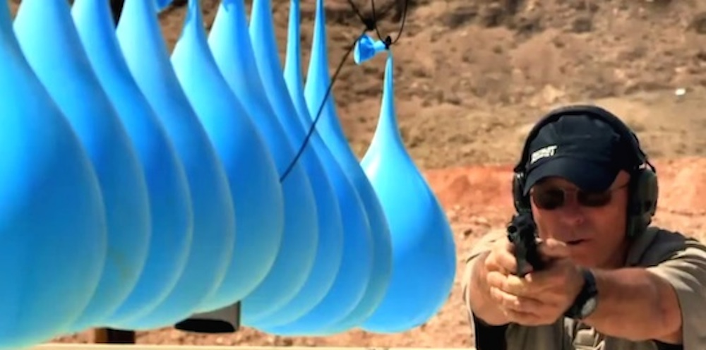 Bullets Water Balloons