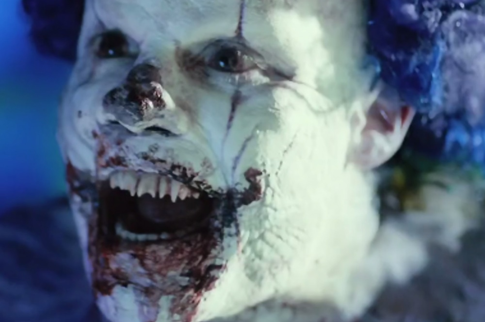 Clown Eli Roth