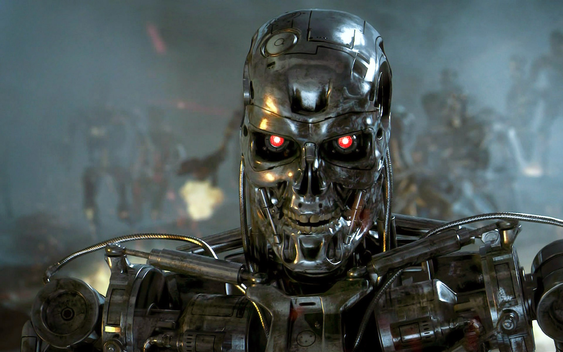 DARPA Optogenetics Implant Terminator Vision 3