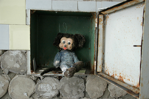 Dolls Of Chernobyl Creepy - Mickey
