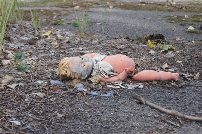 Dolls Of Chernobyl Creepy - Nature Reserve