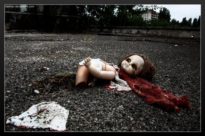 Dolls Of Chernobyl Creepy - Prypiat