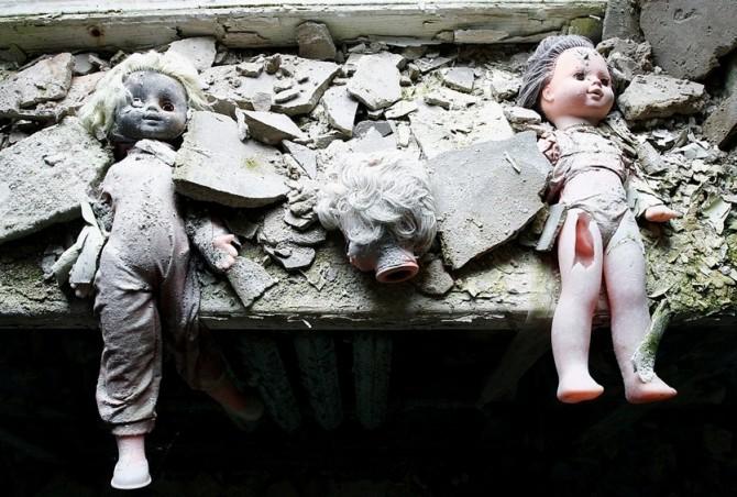 Dolls Of Chernobyl Crepy - Japan