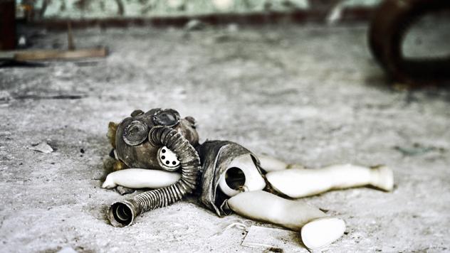 Dolls Of Chernobyl Crepy - Mask
