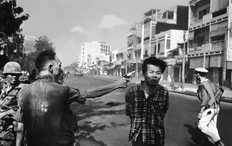Don McCullin - Vietcong Execution
