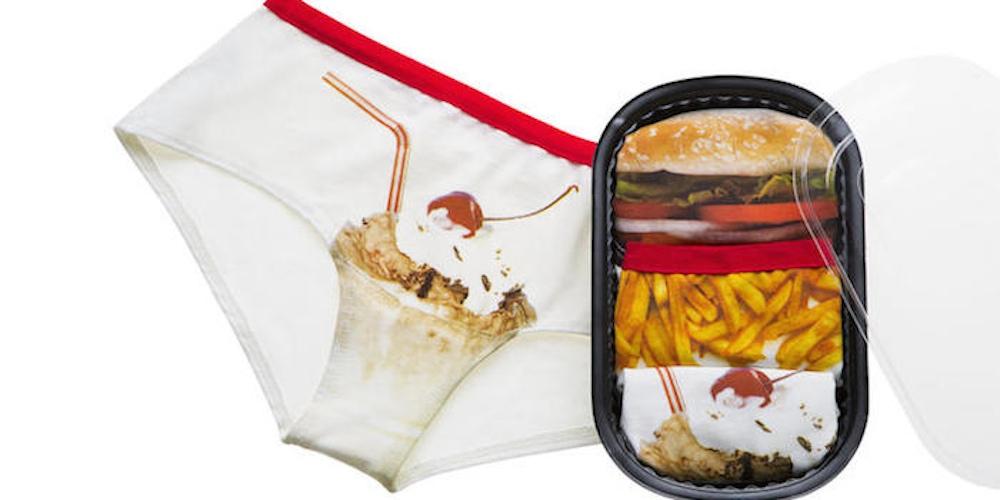 Food Porn Underwear