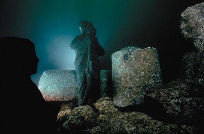 Franck Goddio - Underwater archaeology