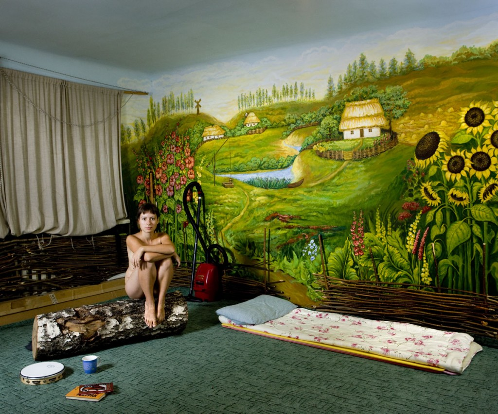 Gabriele Galimberti - Couch Surfing - Ukraine