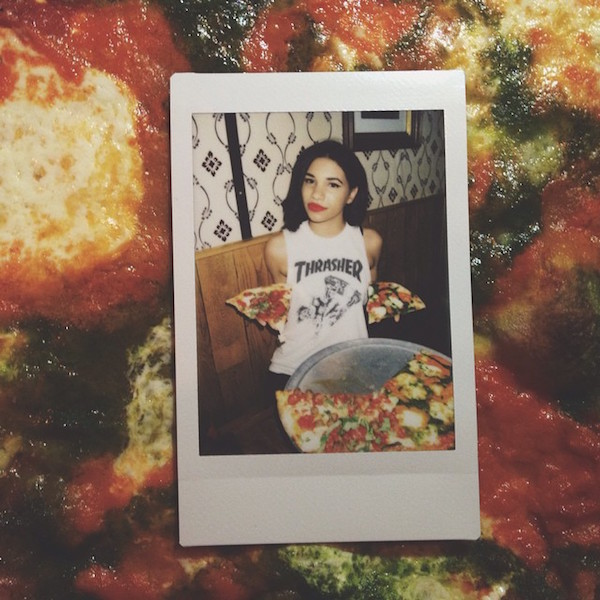 Hot Girls Eating Pizza 2