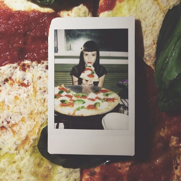 Hot Girls Eating Pizza 3