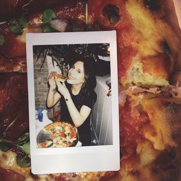 Hot Girls Eating Pizza 7