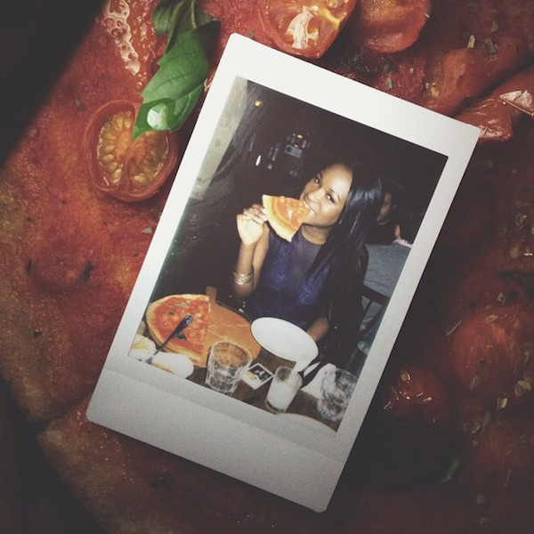 Hot Girls Eating Pizza 9
