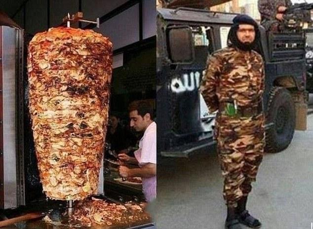 ISIS Commander Kebab