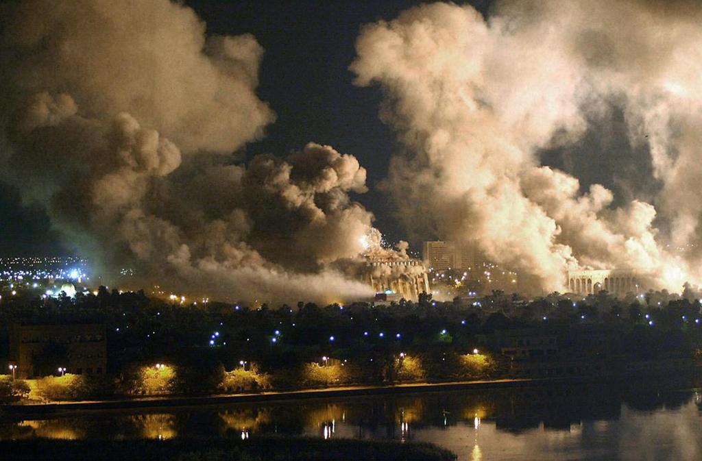 Irag Decade - Huseein Bomb