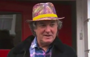 James May Reaction Clarkson Sacking