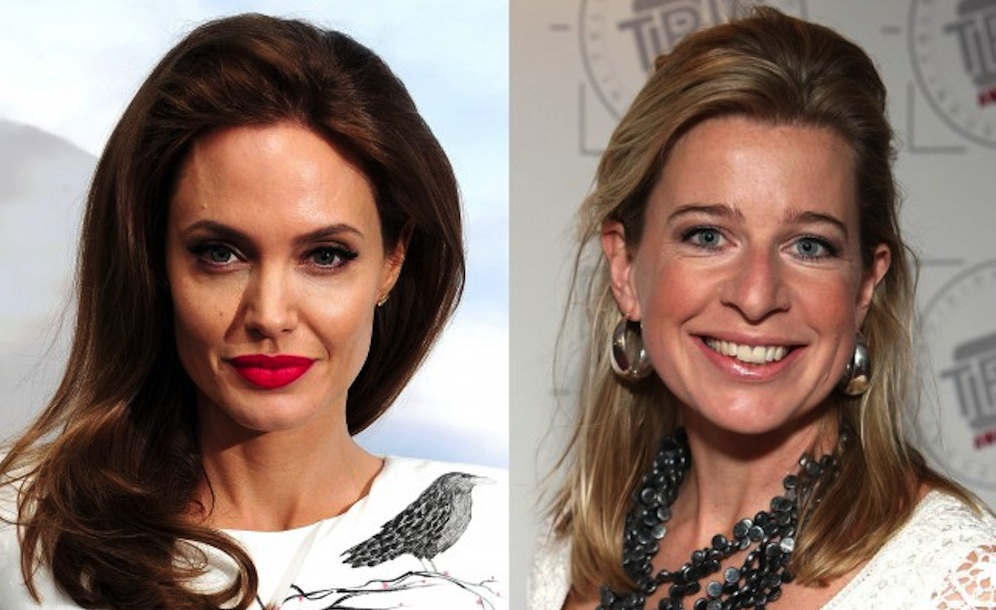 Katie Hopkins Angelina Jolie