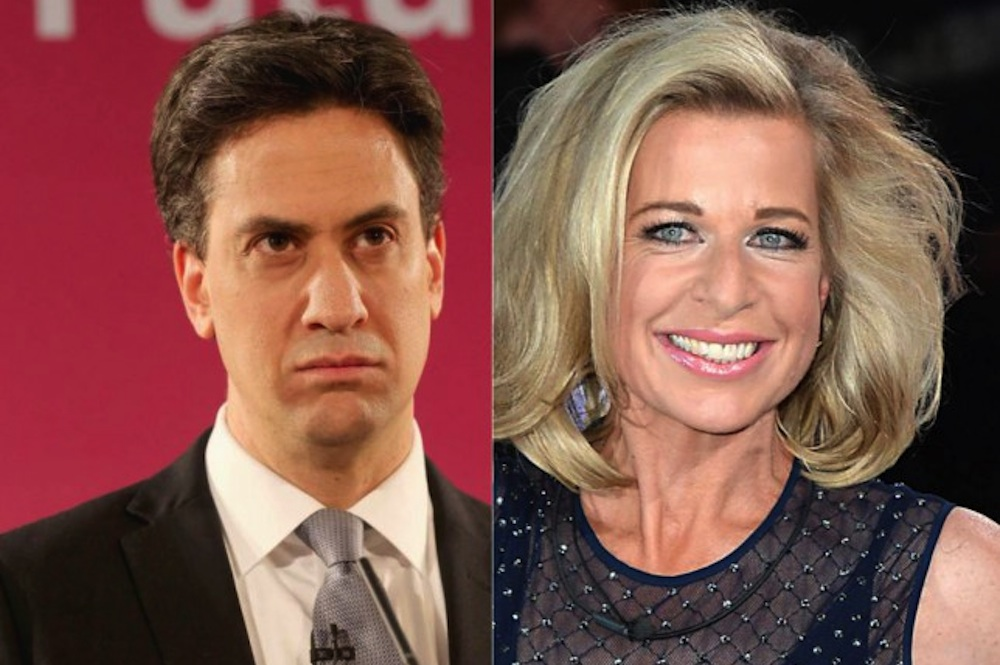 Katie Hopkins Ed Miliband