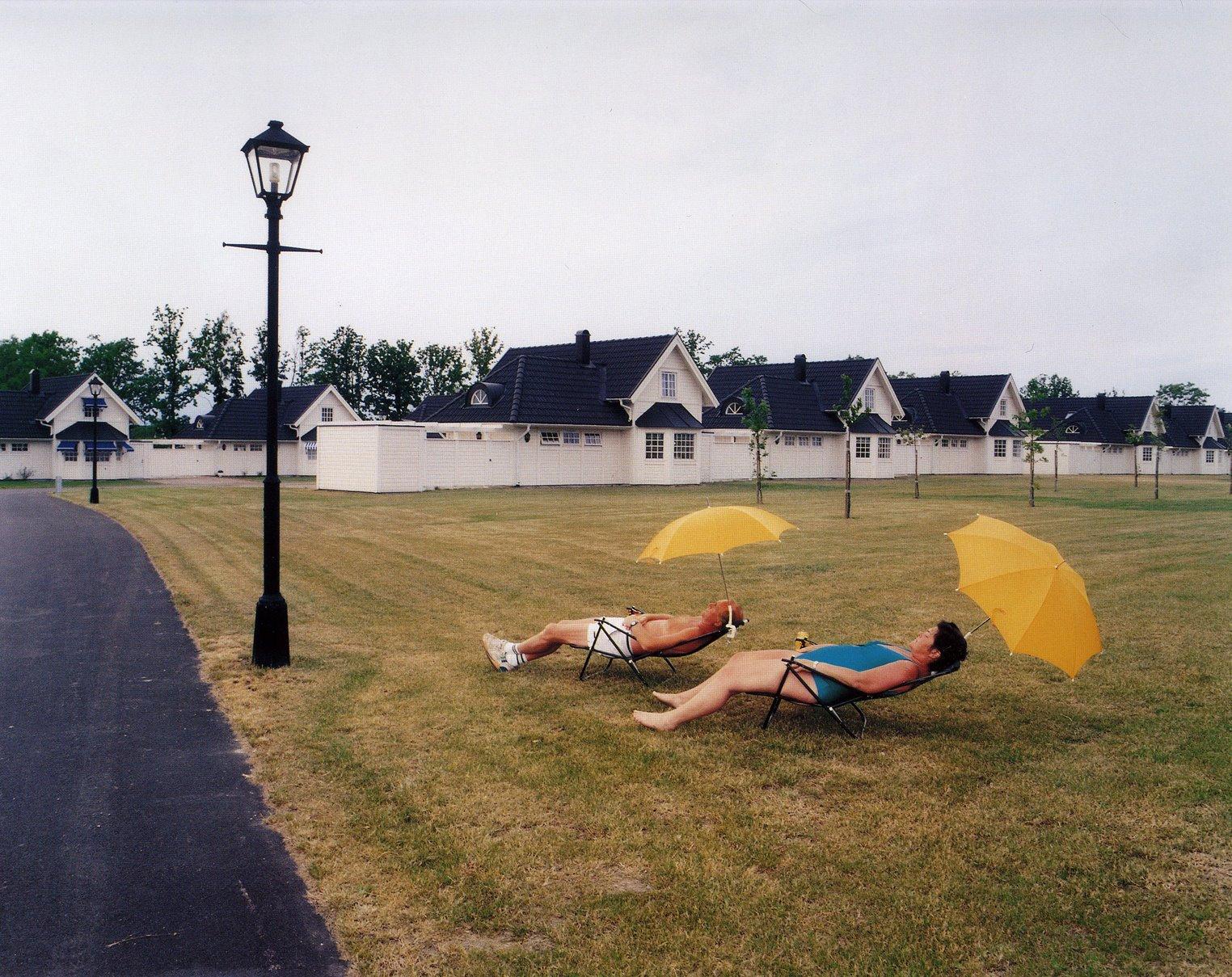 Lars Tunbjork - resting