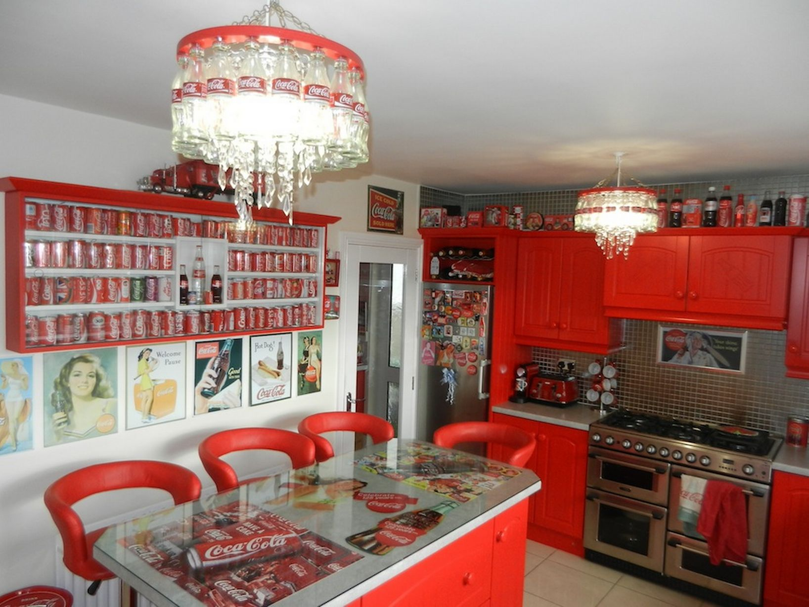 Lillian - Coca Cola House 1
