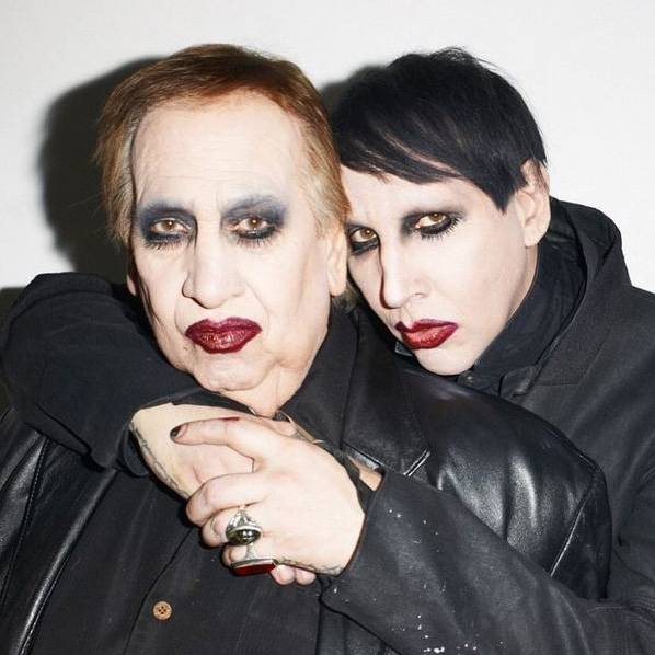 Marilyn Manson - Terry Richardson