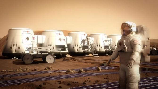 Mars One 2