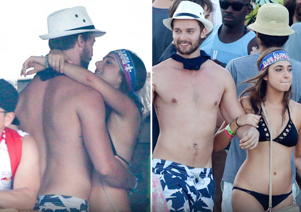 Patrick Schwarzenegger Cheating Miley Cyrus