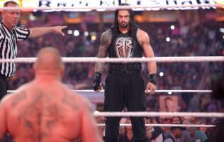 Reigns Lesnar