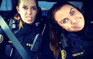 Reykjavik Police Instagram - Header