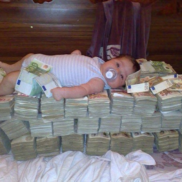 Cash For Cars >> The Rich Babies Of Instagram Will Make You Sick And ...