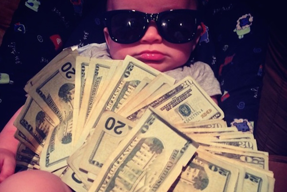 Rich Babies Instagram Featured