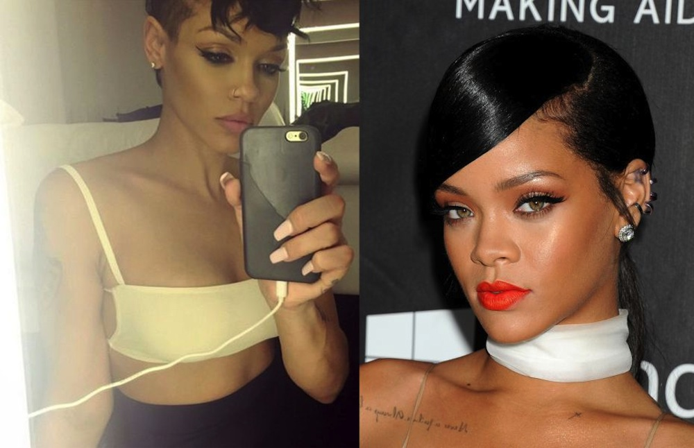 Rihanna Candice Brown Featured