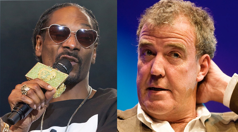 Snoop Dogg Jeremy Clarkson