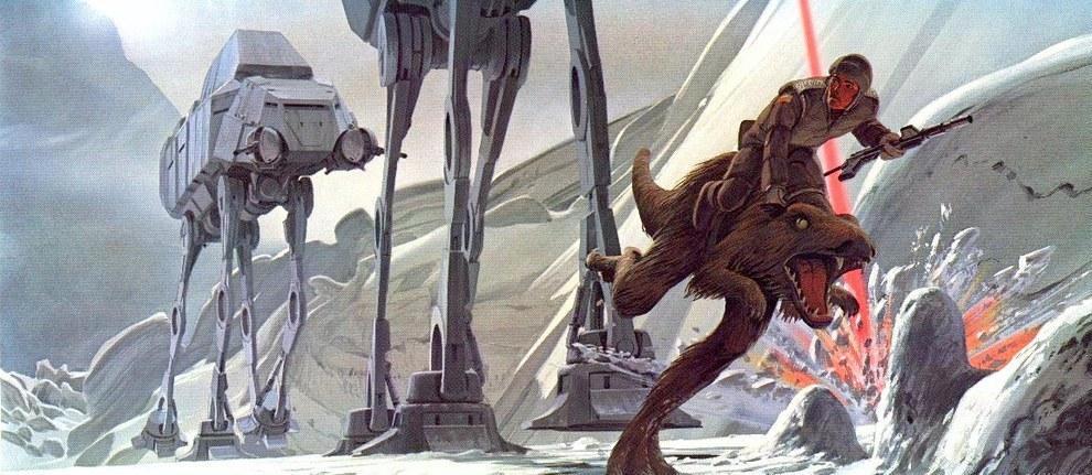 Ralph Mcquarrie Yoda Concept Art