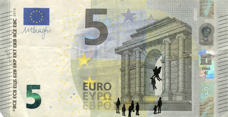 Stefano Hacked Euro Notes - angel