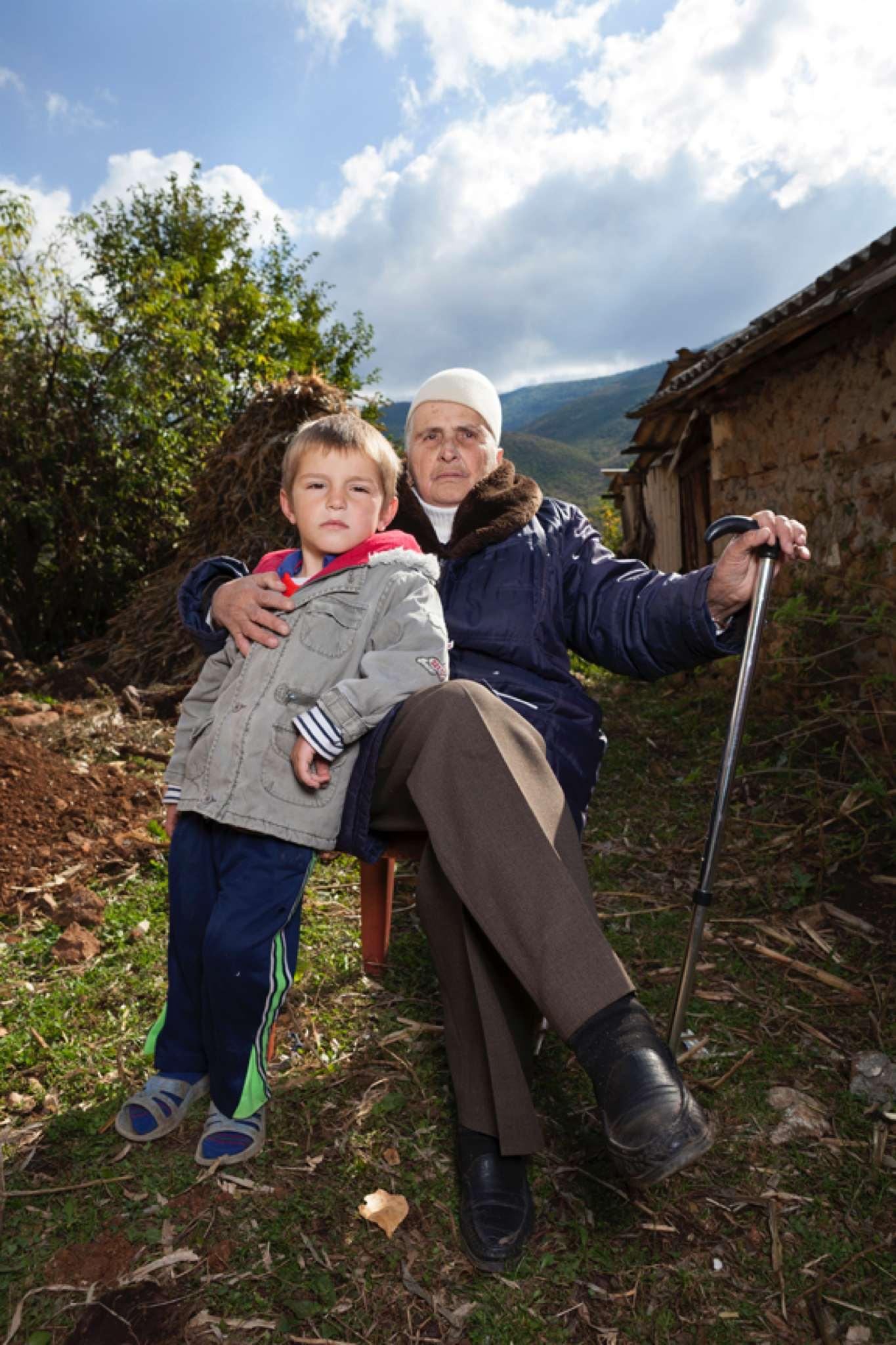 Sworn Virgins Of Albania - Grandson