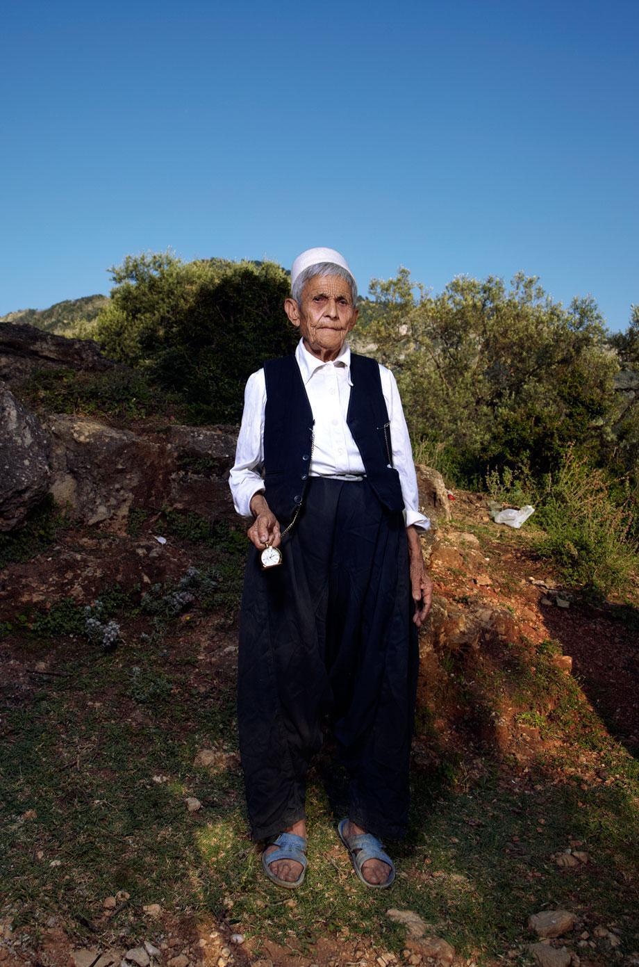 Sworn Virgins Of Albania - Pocket Watch