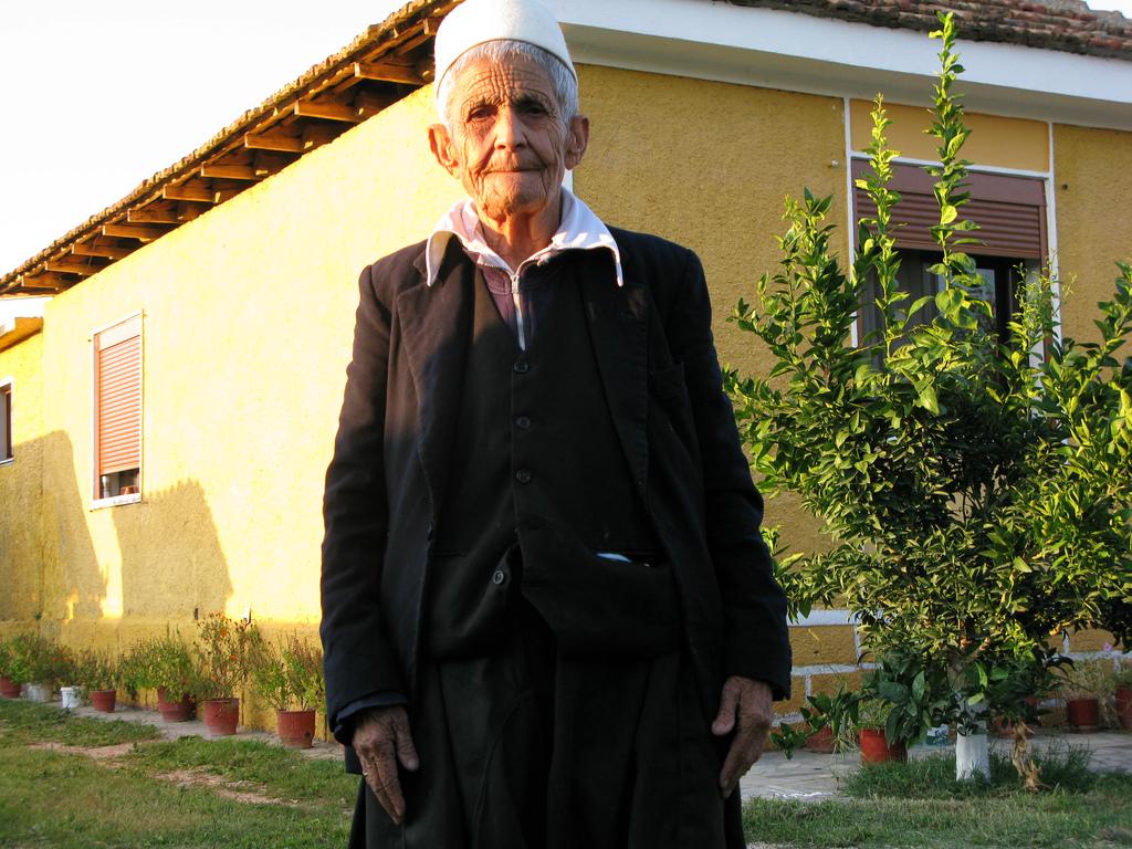 Sworn Virgins Of Albania - Qamil