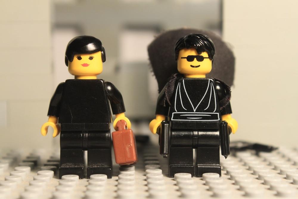 The Matrix LEGO