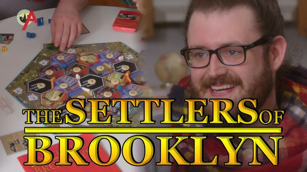 The Settlers Of Brooklyn