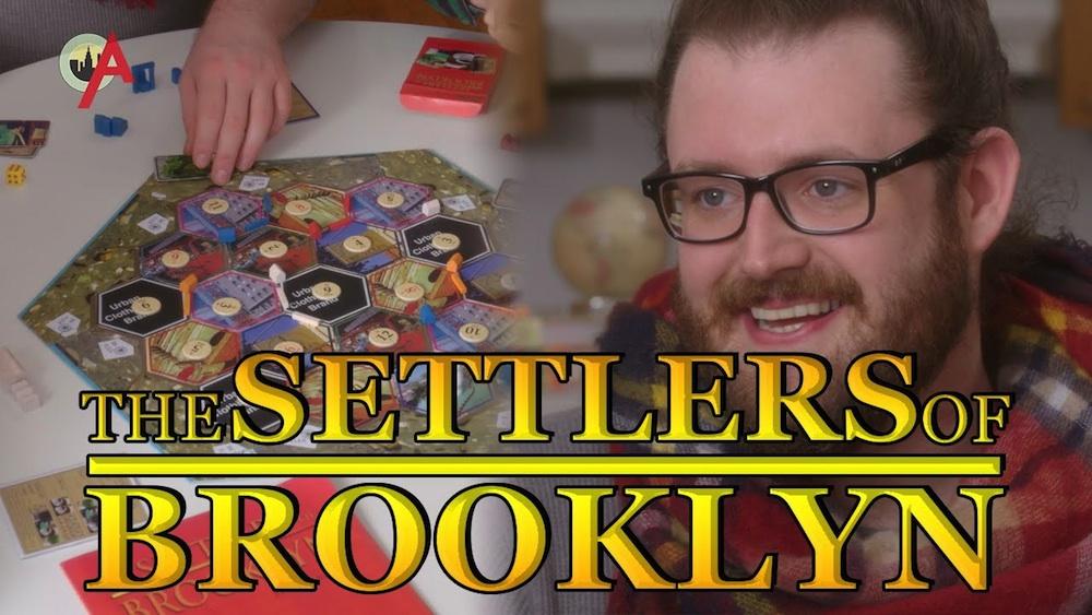 The Settlers Of Brooklyn