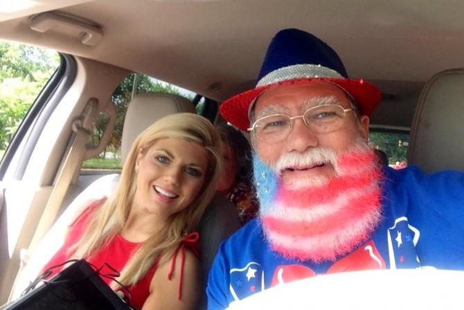 Traffic Jam Jimmy - Beard