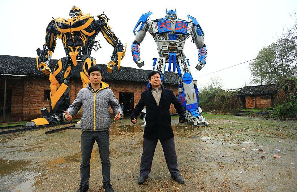 Transformer Replicas Featured