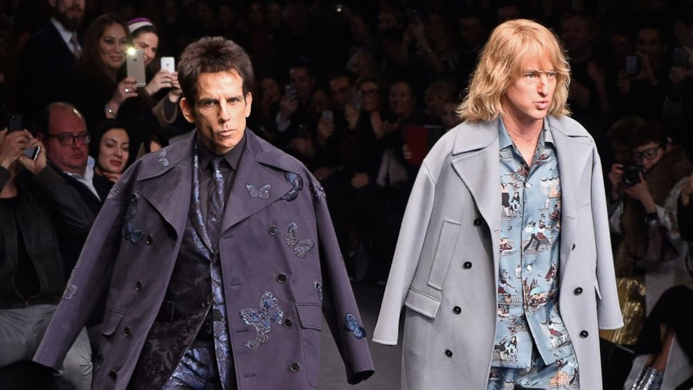 Derek Zoolander And Hansel Crash Paris Fashion Week To Announce Zoolander 2 Sick Chirpse
