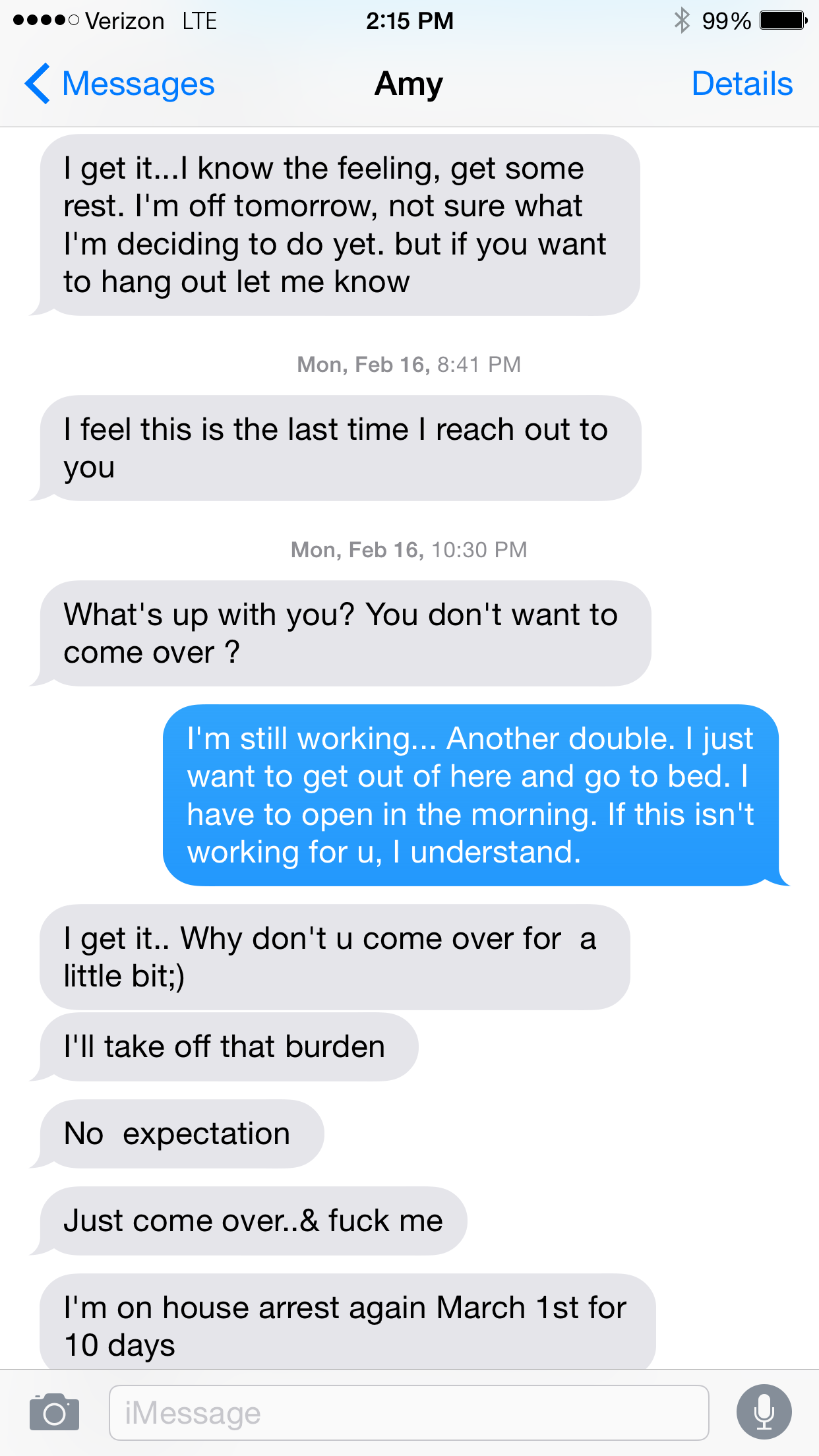 Listen To Text Messages >> These Are The Clingiest And Most Desperate Texts From A ...